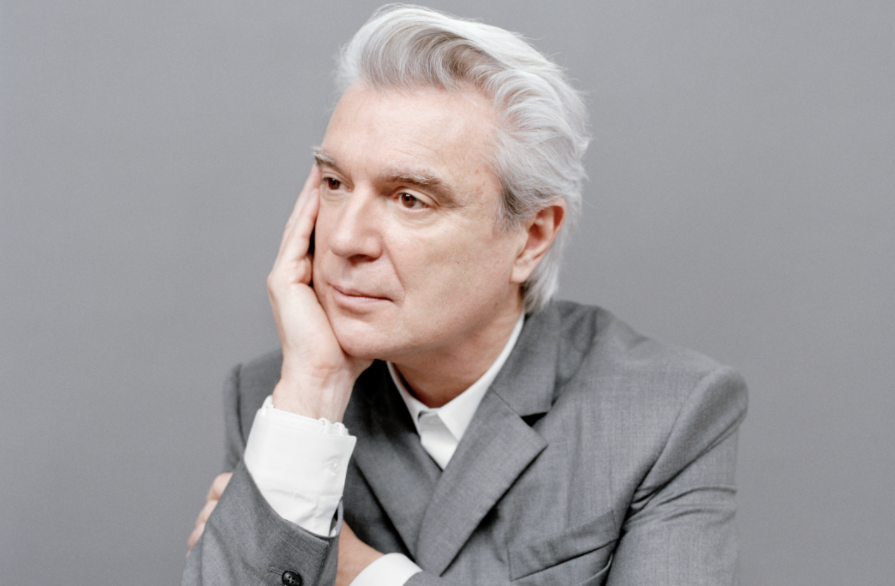 David Byrne gives us reasons to be cheerful (^▽^) — announces new album and tour, shares single, delivers motivational speech