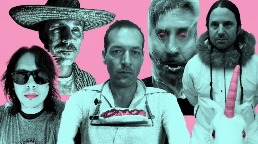 Hot Snakes reheat themselves, announce first album in 14 years, Jericho Sirens