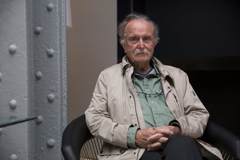 2018 gets one-up on 2017 early: Alvin Lucier announces new LP featuring Oren Ambarchi and Sunn O)))'s Stephen O'Malley