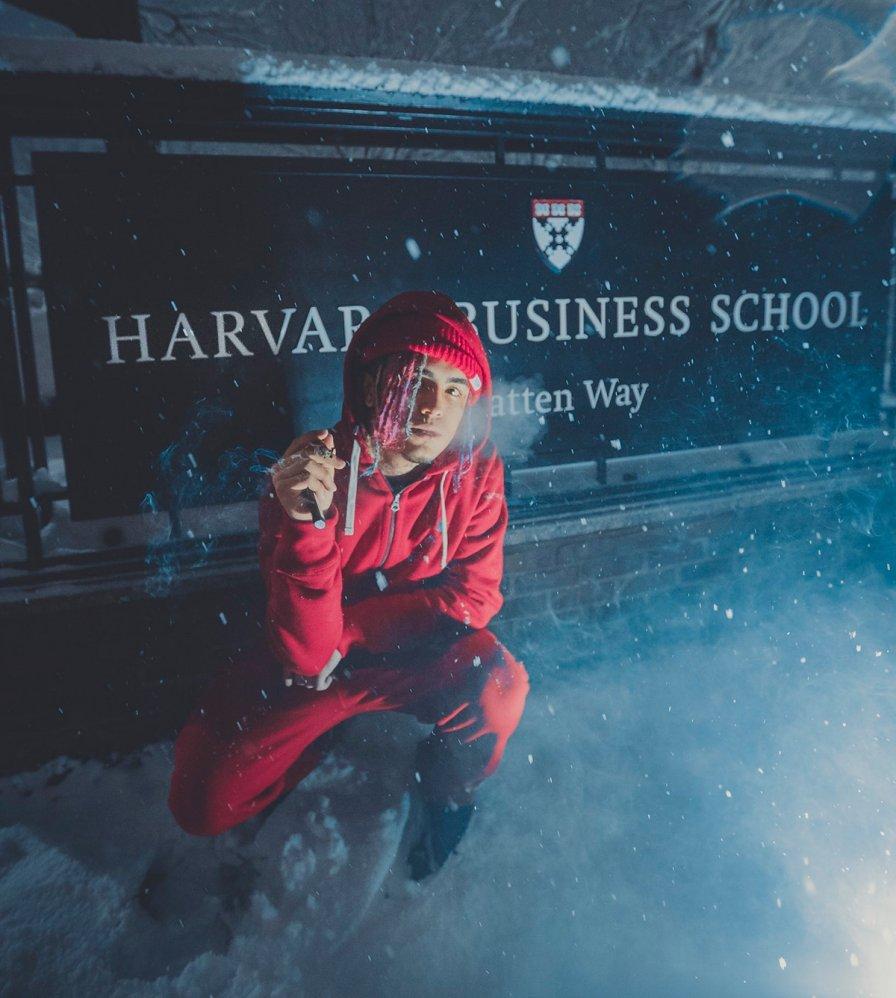 Lil Pump preps Harvard Dropout mixtape because money