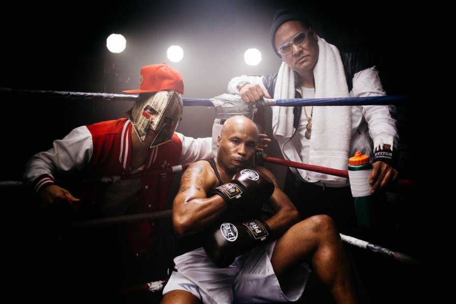 Answering our cries for help, Dr. Octagon's original lineup returns from space with a new song, a new record, and two live dates
