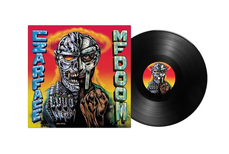 MF DOOM and Czarface put their faces together to create Czarface Meets Metal Face!