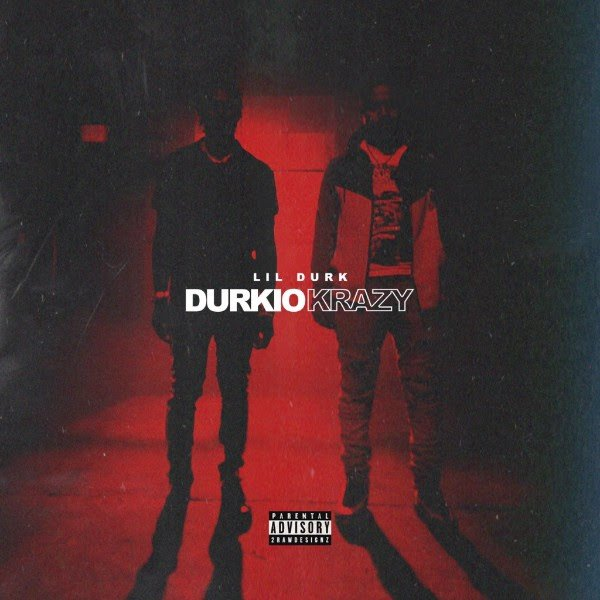 Lil Durk unveils new album, Durkio Krazy, produced by 808 Mafia's DY, shares title track