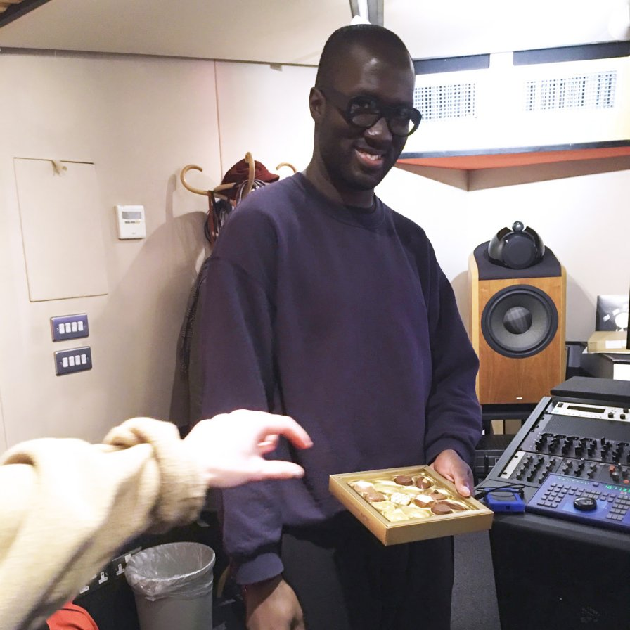 "kwes. announces new EP Songs for Midi, dedicated to his two-year old niece, shares track ""Midori"""