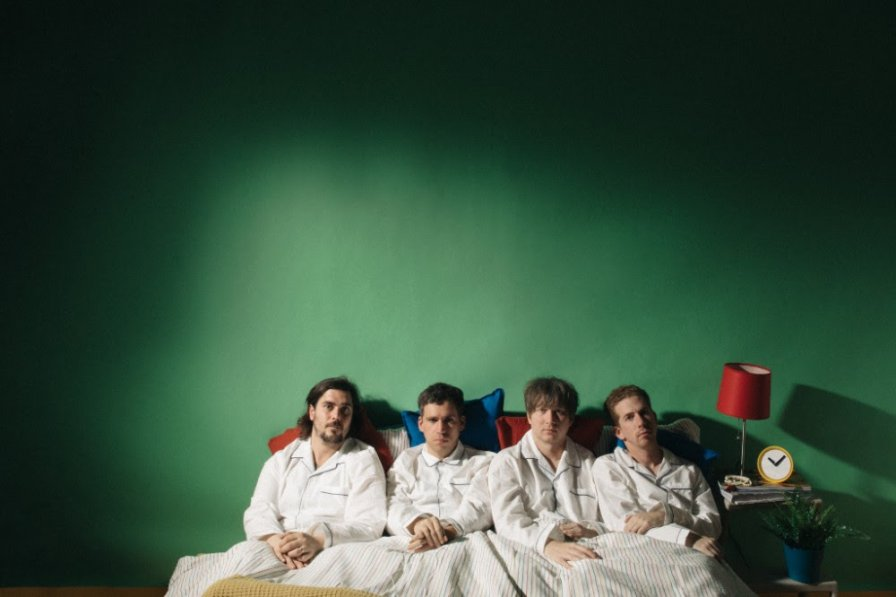 Parquet Courts make sure we're all a certain degree of awake by announcing new album Wide Awake!