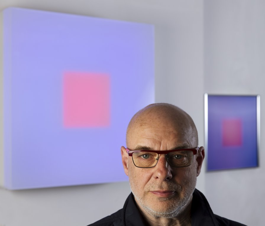Brian Eno announces massive (yet unfathomably ethereal!) Music For Installations box set