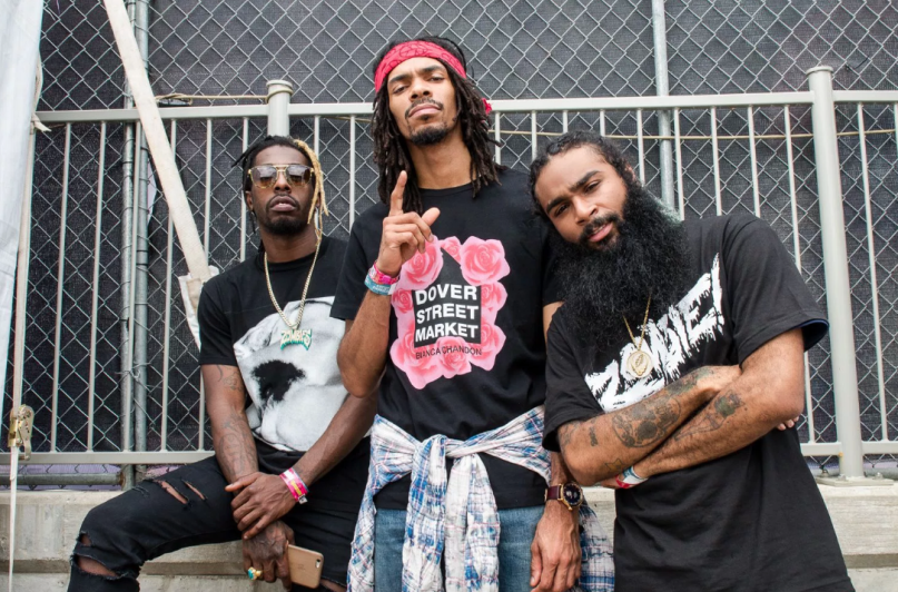 Flatbush Zombies announce Vacation in Hell LP, having heard it's nice there this time of year