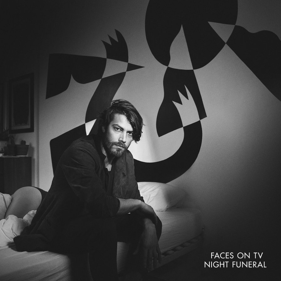 """Belgian legend Jasper Maekelberg (Faces on TV) kills us softly with psych-pop serenity, announces debut LP """"Night Funeral"""""""