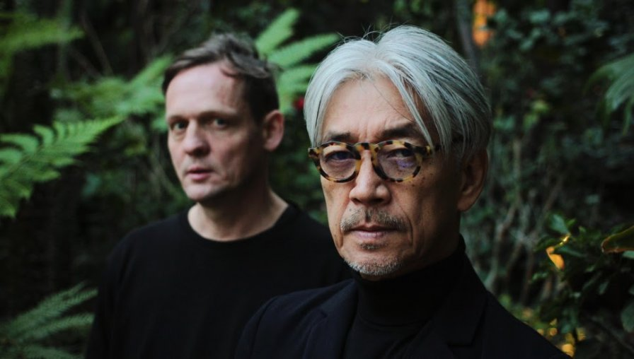 "Alva Noto and Ryuichi Sakamoto announce series of European Shows entitled ""Two"""