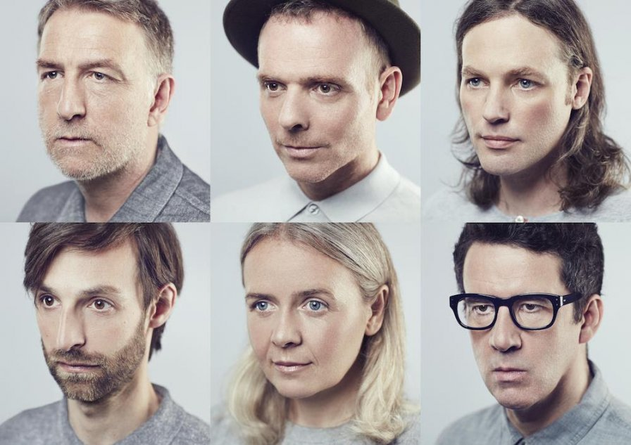 "Belle and Sebastian share new video and announce June tour of the United States, enabling me to type the word ""Glaswegian"" several times"