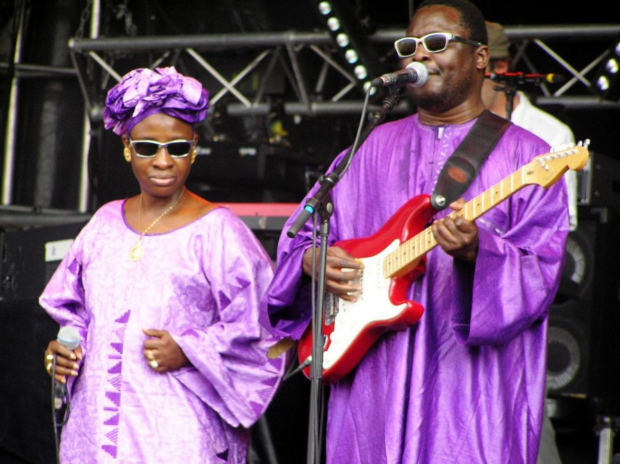 Amadou & Mariam return for North American tour dates this summer; we got the DEEETS