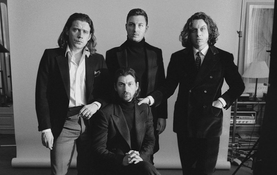 Arctic Monkeys return from hiatus this May with new album Tranquility Base Hotel & Casino