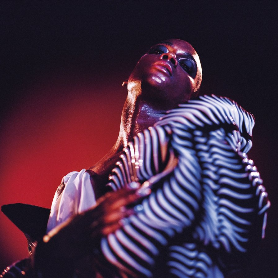 Lotic announces debut album & single, makes squares uncomfortable