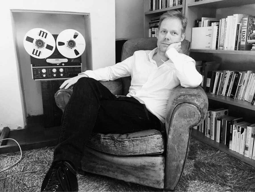 Max Richter announces two mega-powerful, extremely cool reissues of classic album The Blue Notebooks, shares pretty decent new vid