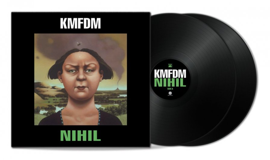 Heavy-beat gurus KMFDM announce limited edition re-release of 1995's Nihil, make us feel old as shit