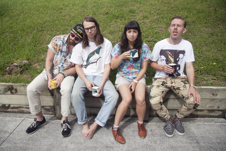 Kiwi pop-punkers (punk-poppers?) The Beths sign to Carpark Records, re-release debut EP on cassette, announce gnarly world tour dates