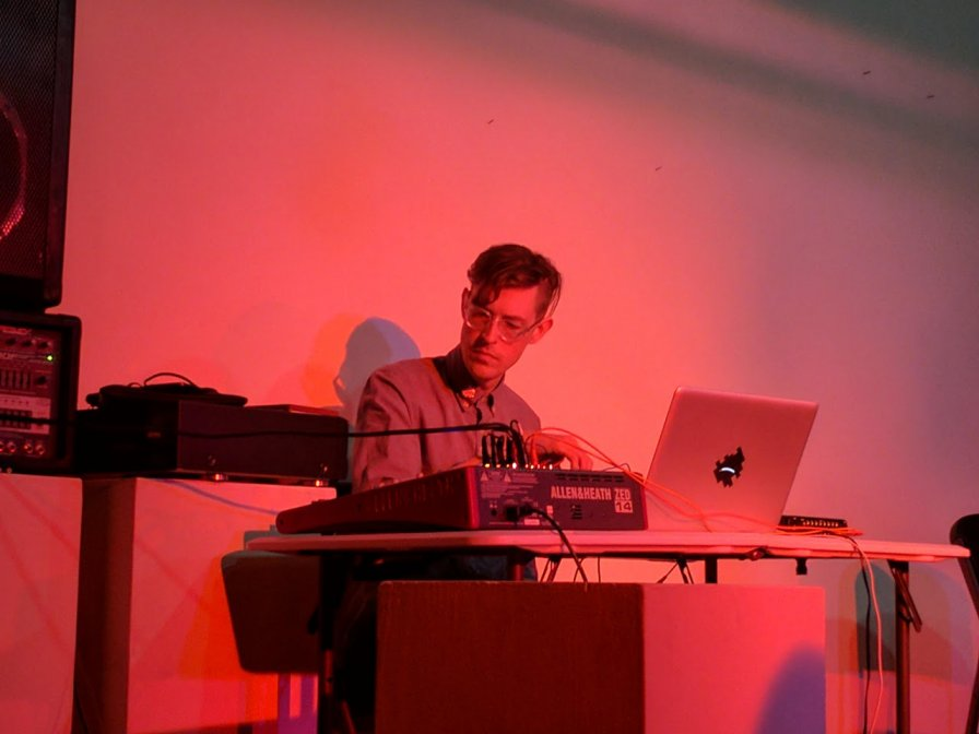 Justin Meyers announces new synth-centered album Struggle Artist on Shelter Press