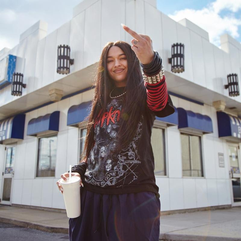 Princess Nokia to drop new mixtape, A Girl Cried Red, THIS FRIDAY via Rough Trade
