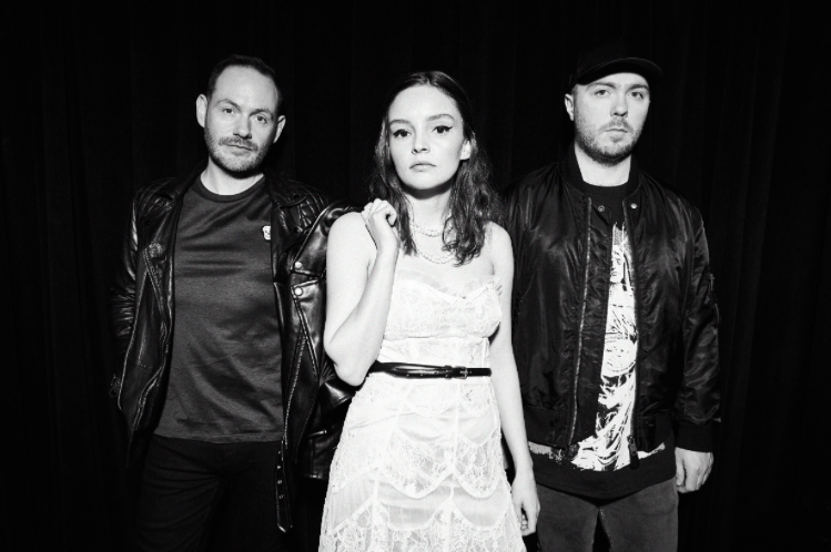 CHVRCHES annovnce North American TOVR DATES