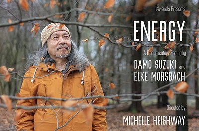 New feature-length documentary on CAN's Damo Suzuki crowd-funding now; never-ending tour continues