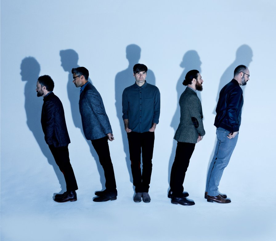 Death Cab for Cutie — the band — have a new album and a fresh set of tour dates