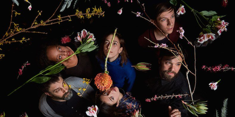 Dirty Projectors announce new album, unveil new song, share tour dates, make friends with birds, bring back those blue and red bubbles we all love