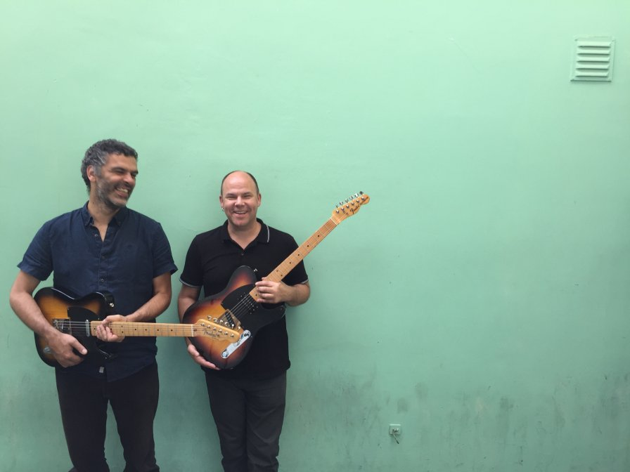 David Grubbs releasing new record this summer with Portuguese guitarist Manuel Mota