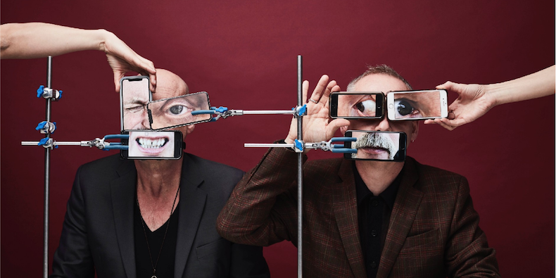 "Orbital detail first new album in six revolutions around the Sun, Monsters Exist, share video for ""Tiny Foldable Cities"""
