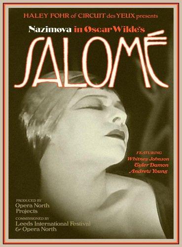 Circuit des Yeux's Haley Fohr to perform an original soundtrack for the silent film Salomé