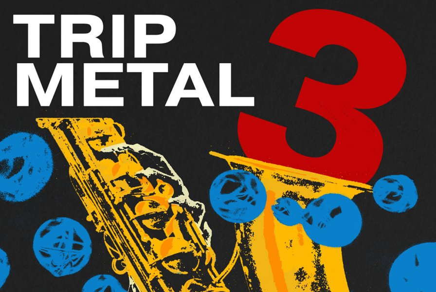 Trip Metal Fest 3 goes down next week in Detroit, ft. Universal Eyes (Wolf Eyes + Universal Indians), Martin Rev, The Art Ensemble of Chicago, Puce Mary, Drew McDowall, and more