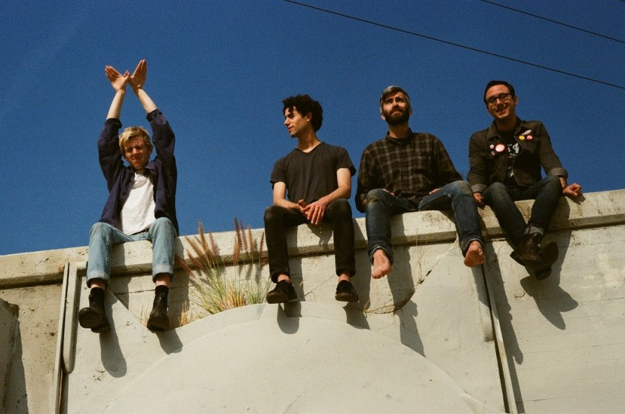 """Tokyo Police Club announce fall tour, release new song """"New Blues,"""" cuz nothing gets people PUMPED like the blues"""