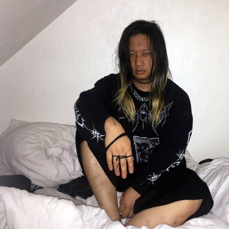 """LA artist bod [包家巷] """"cuts"""" new digital album for Planet Mu sub-label Knives (...get it?)"""