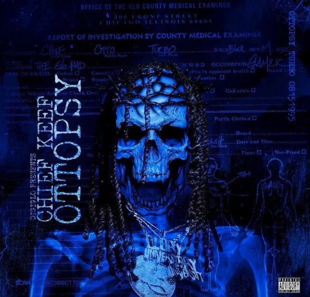 Chief Keef copes with near-death experience by surprise-releasing new EP Ottopsy
