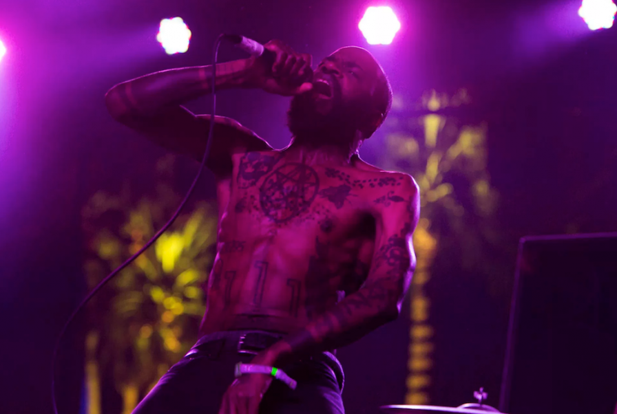 "Death Grips continue to be subversive, pass off a week abroad as a ""European tour"""