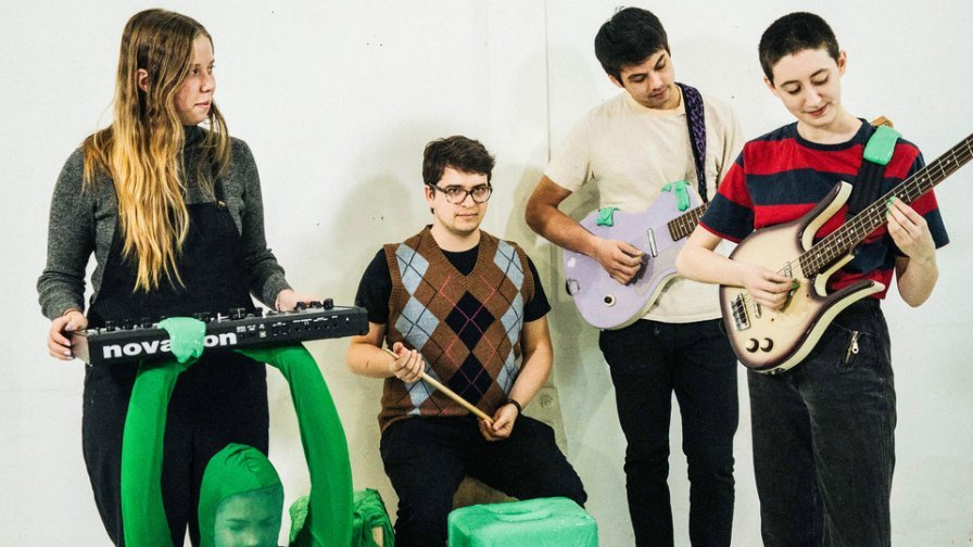 Frankie Cosmos offer fans the chance to co-write an album, add more tour dates, keep the tour real band members-only
