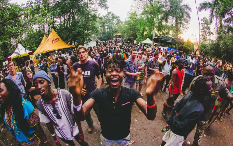 Nyege Nyege Tapes throws festival in Uganda, including showcase by SHAPE platform