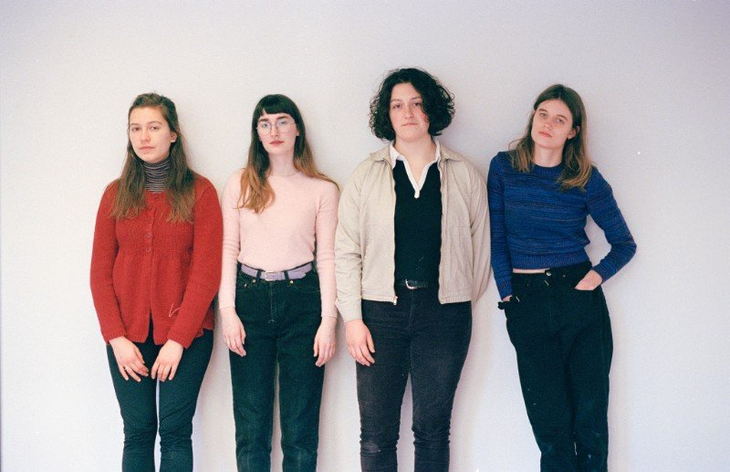 The Ophelias to release Yoni Wolf (WHY?)-produced sophomore album Almost this July on Joyful Noise