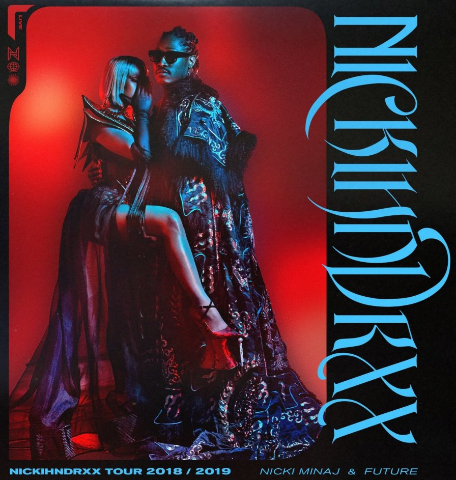 Nicki Minaj and Future announce co-headlining NickiHndrxx tour, release full dates AND venue locations!