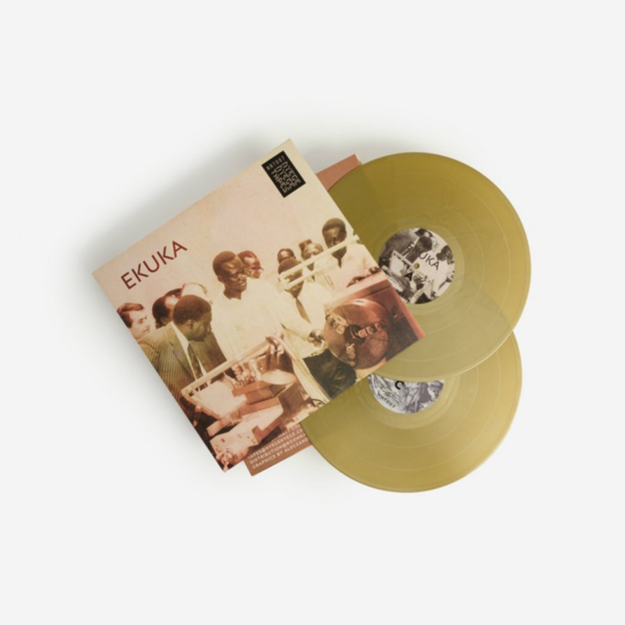 Nyege Nyege Tapes releases Ekuka, a 12-track retrospective of Ekuka Morris Sirikiti dazzling via thumb piano