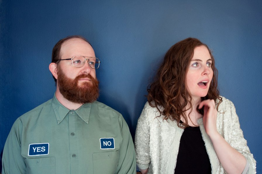 "Frontperson is Kathryn Calder's (The New Pornographers) new duo, check out their new video ""Tick-Tock (Frontrunner)"""