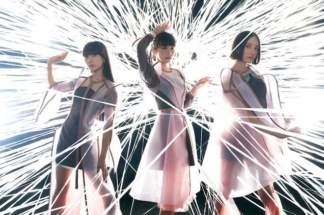 J-pop trio Perfume announce new album Future Pop