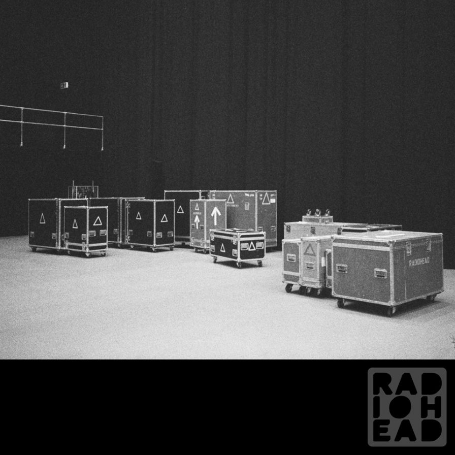 Radiohead Live Blog Tiny Mix Tapes