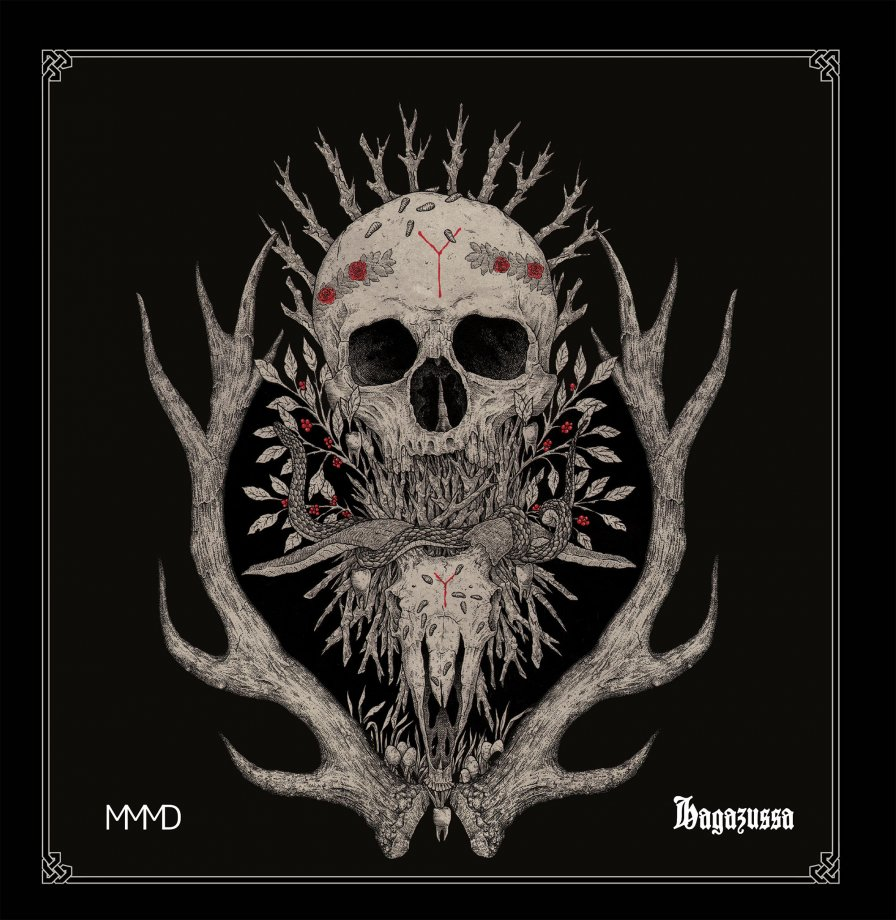 "Antifrost to release new ""medieval terror film"" soundtrack Hagazussa by MMMD (fka Mohammed)"