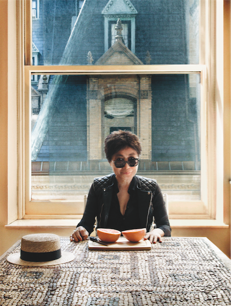 Yoko Ono announces new LP Warzone, shares title track