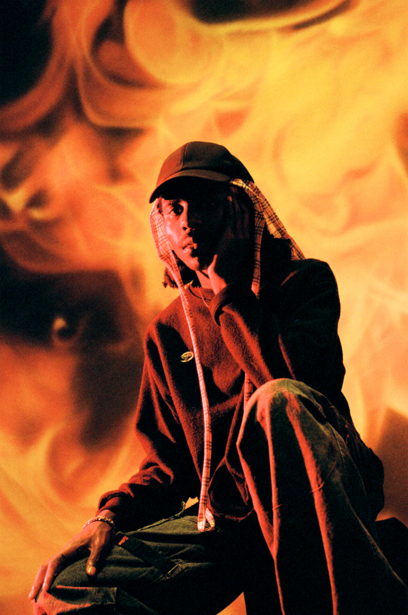 Mmm...Blood Orange three ways: new video released, new album on the way, and tour dates announced