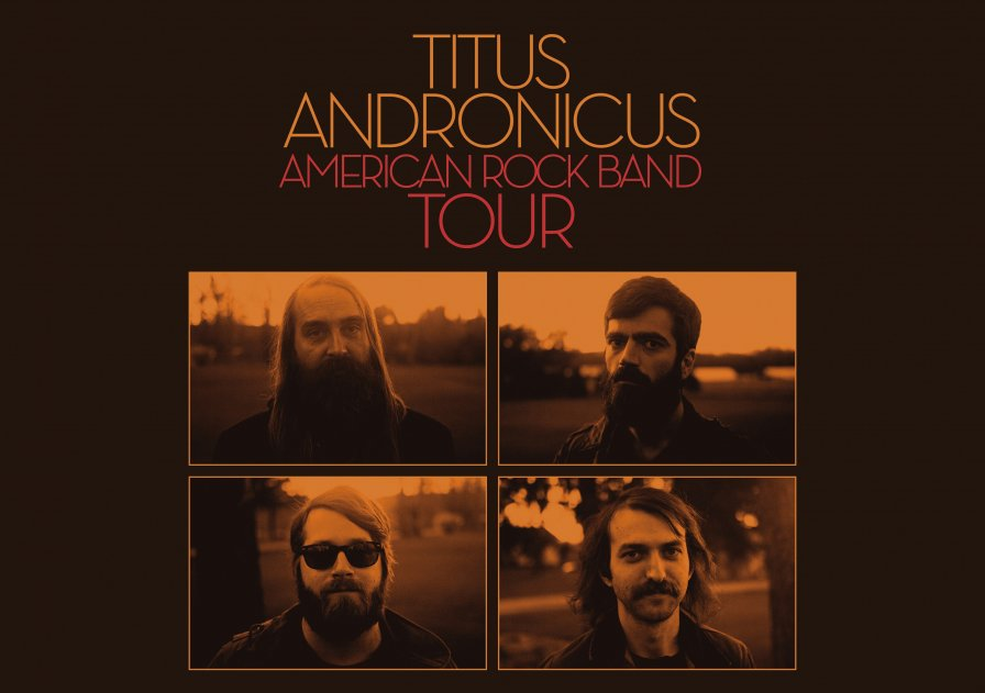 Titus Andronicus go electric again for new tour dates, share regular-sized mix tape of demos and outtakes
