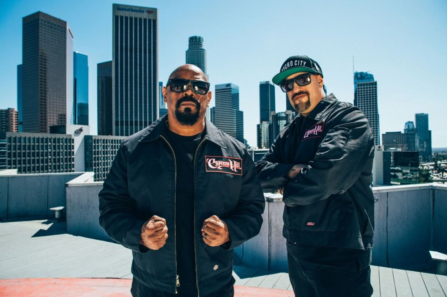 Cypress Hill have a nice trip, see us this fall with new album Elephants on Acid and world tour
