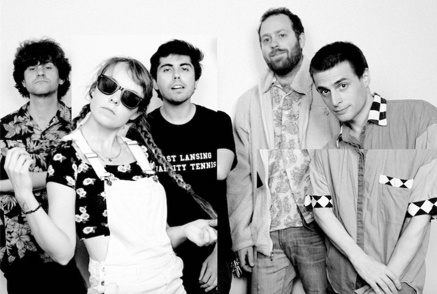 Guerilla Toss announce new album Twisted Crystal on DFA, share new video, announce Donkey Kong Country-sized fall tour