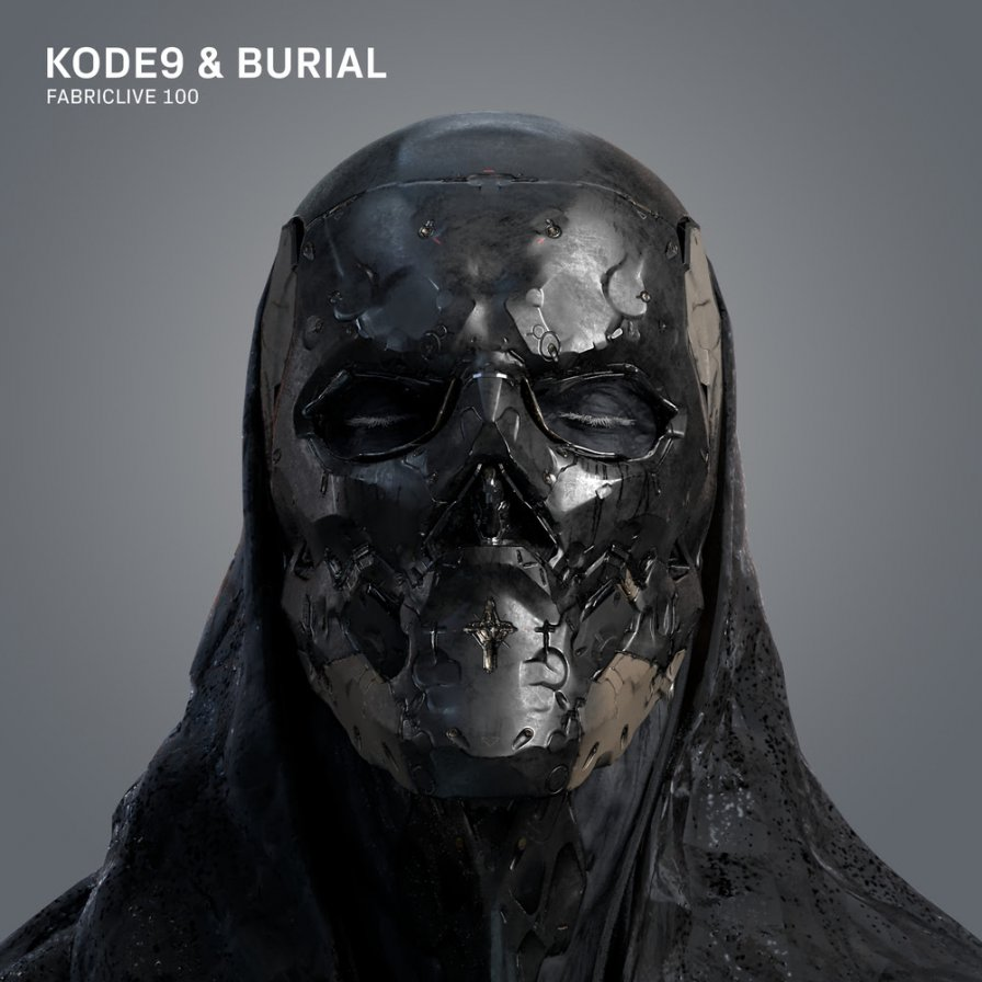 Kode9 and Burial team up for the last in Fabric's mix series, Fabriclive 100