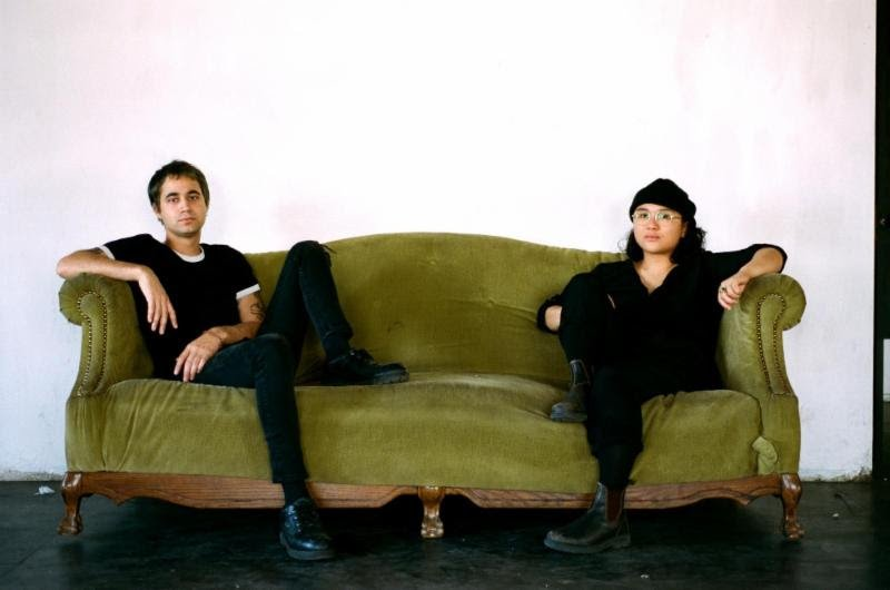 Jay Som and Justus Proffit hang out, casually end up knocking out a five-song EP